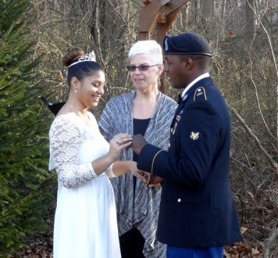 Elopement Service by Rev. Pamela Brehm